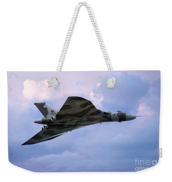 Vulcan Xh558 Weekender Tote Bag