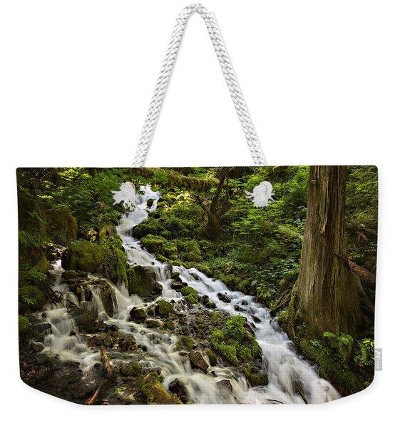 Wahkeena Creek Weekender Tote Bag