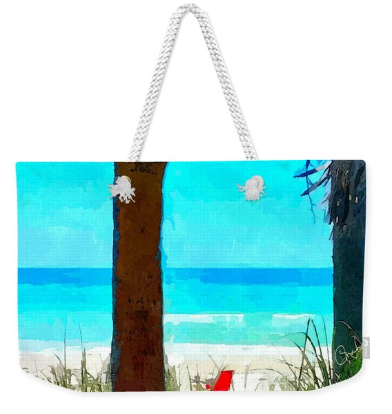 We Saved A Place For You Weekender Tote Bag
