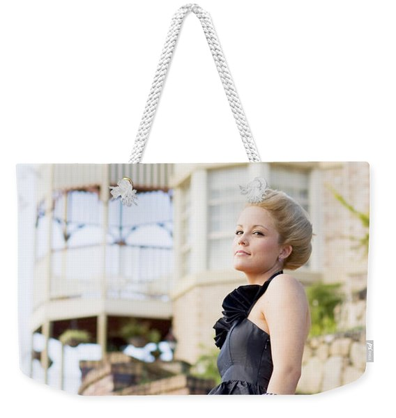 Wealthy Woman Weekender Tote Bag