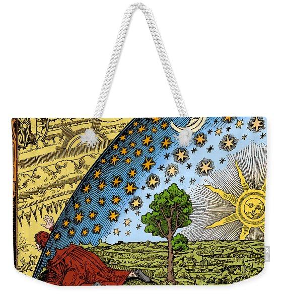 Where Heaven And Earth Meet 1888 Weekender Tote Bag
