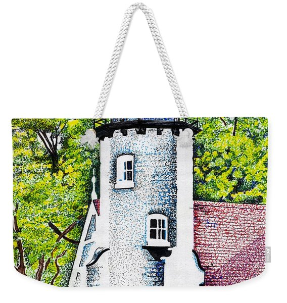 White River Station Weekender Tote Bag