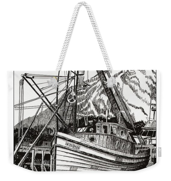 Will Fish Again Another Day Weekender Tote Bag