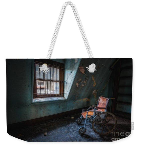 Window Seat Weekender Tote Bag