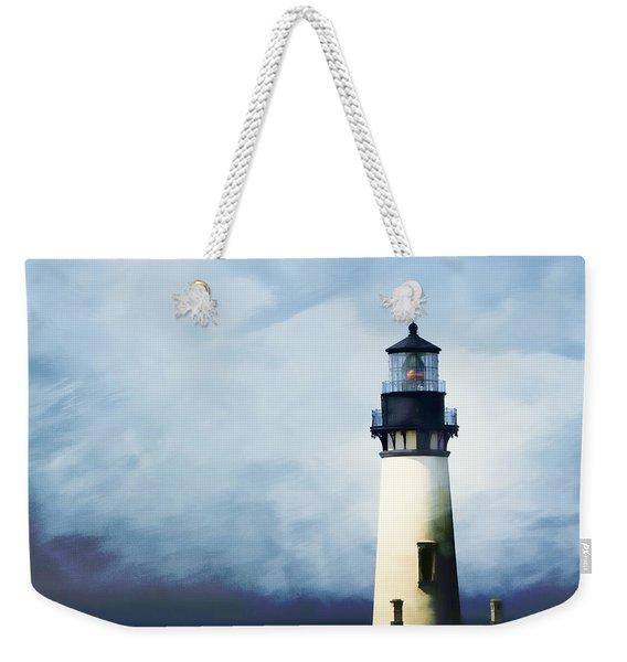 Yaquina Head Light Weekender Tote Bag
