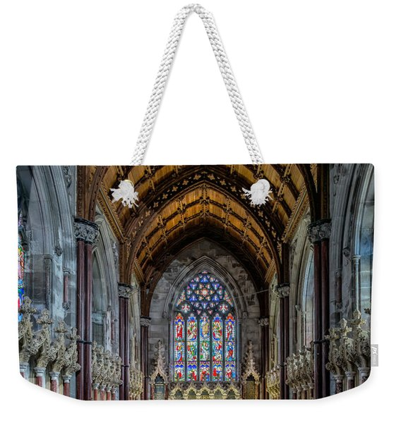 10 Commandments Weekender Tote Bag