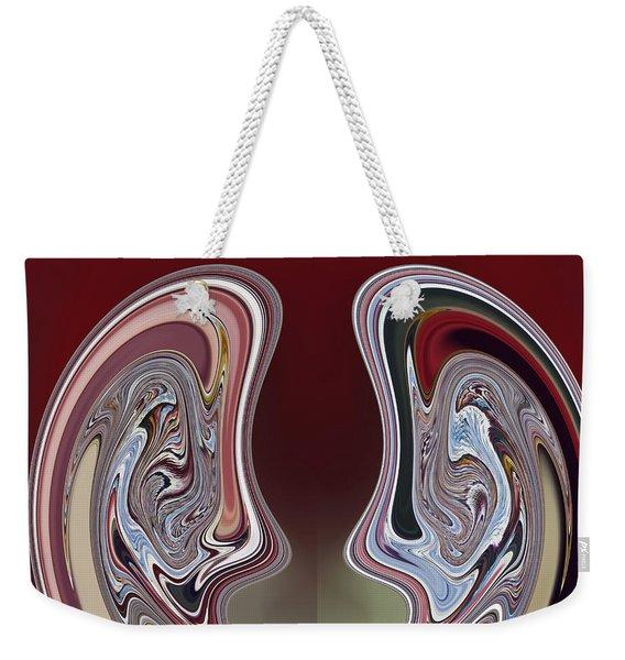 Untitled 13 Weekender Tote Bag