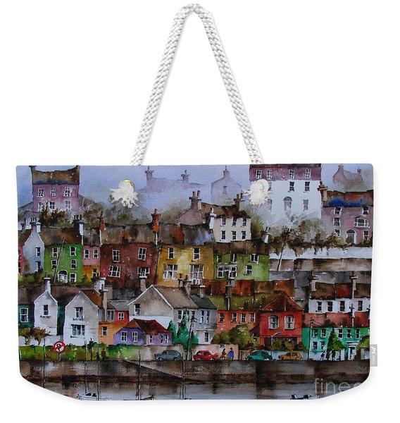 107 Windows Of Kinsale Co Cork Weekender Tote Bag