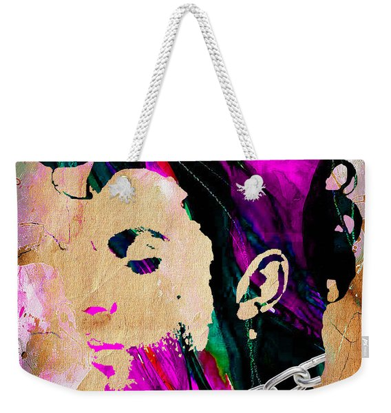 Prince Collection Weekender Tote Bag