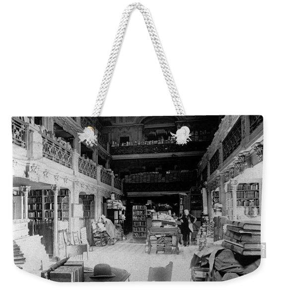 United States Capitol, 1866 Weekender Tote Bag