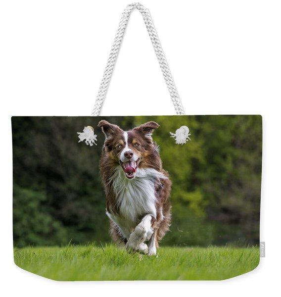 140420p079 Weekender Tote Bag