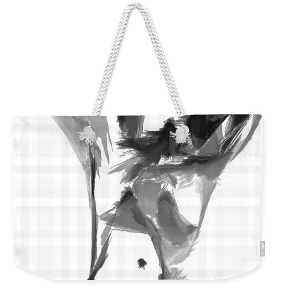 Abstract Series II Weekender Tote Bag