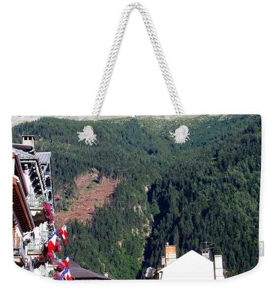Chamonix Weekender Tote Bag