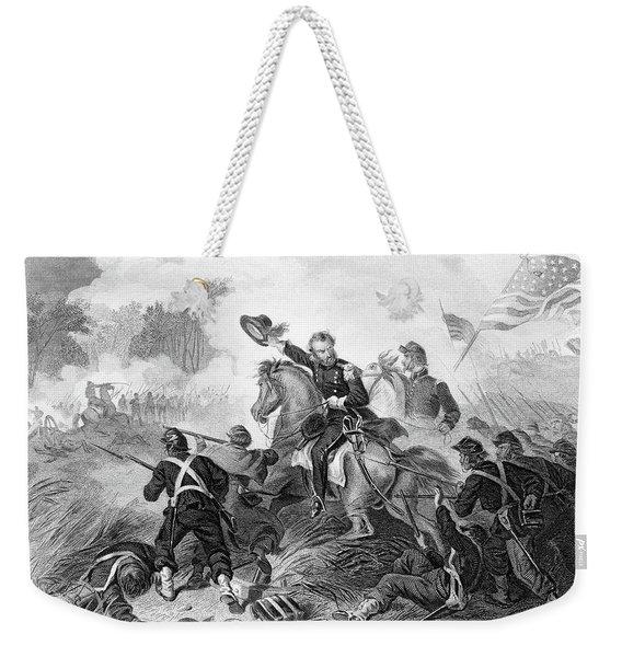1860s August 1861 Battle Of Wilsons Weekender Tote Bag