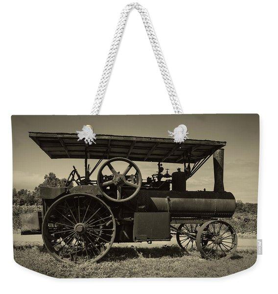 1921 Aultman Taylor Tractor Weekender Tote Bag