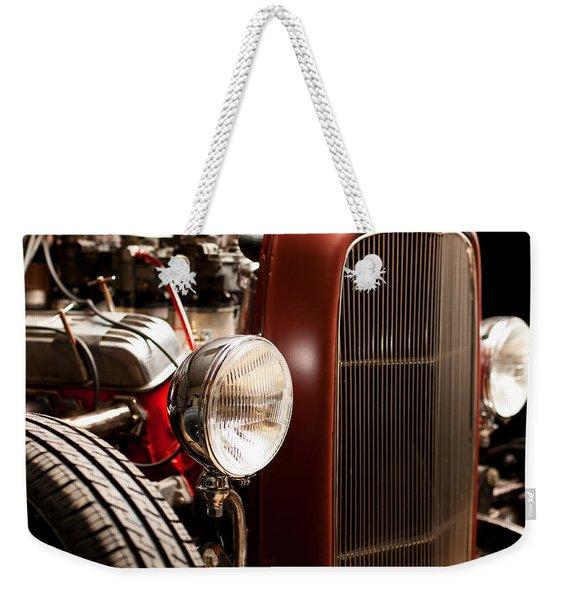 1932 Ford Hotrod Weekender Tote Bag