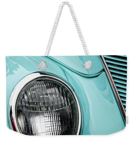 1937 Ford Sedan Slantback Weekender Tote Bag