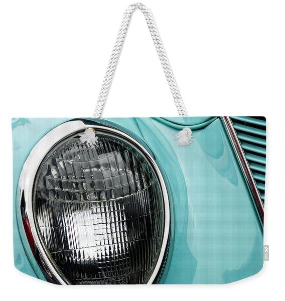 1937 Ford Sedan Slantback Square Weekender Tote Bag