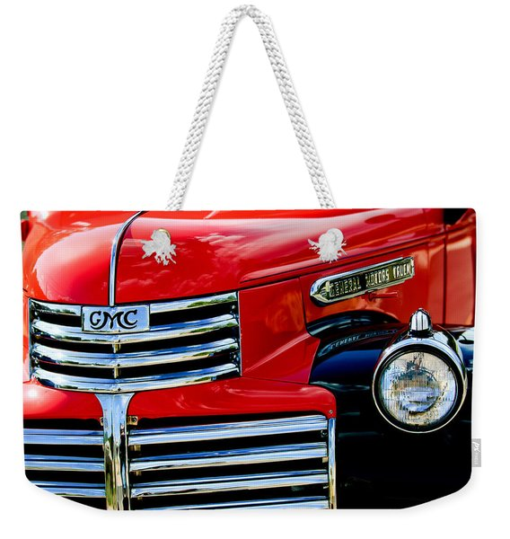 1942 Gmc  Pickup Truck Weekender Tote Bag