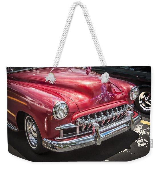 1949 Chevrolet Weekender Tote Bag