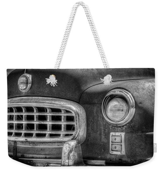 1950 Nash Statesman Weekender Tote Bag