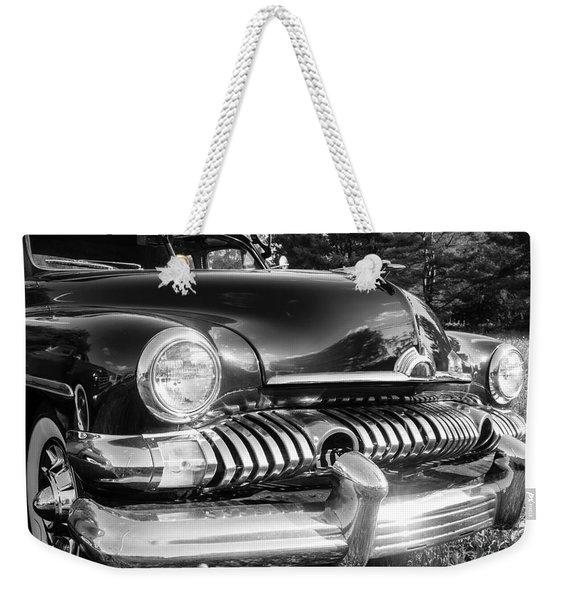 1951 Mercury Coupe - American Graffiti Weekender Tote Bag
