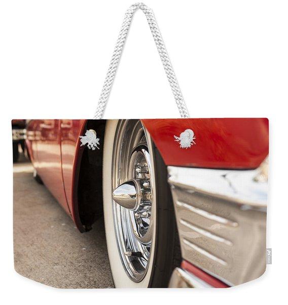1956 Chevy Custom Weekender Tote Bag
