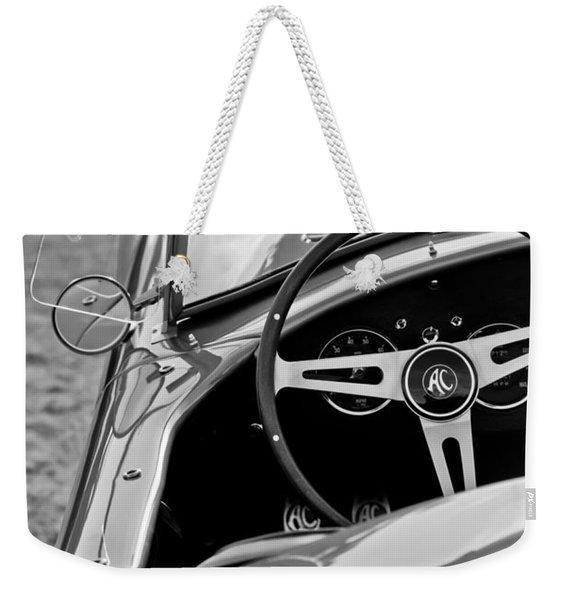 1964 Ac Shelby Cobra 289 Weekender Tote Bag