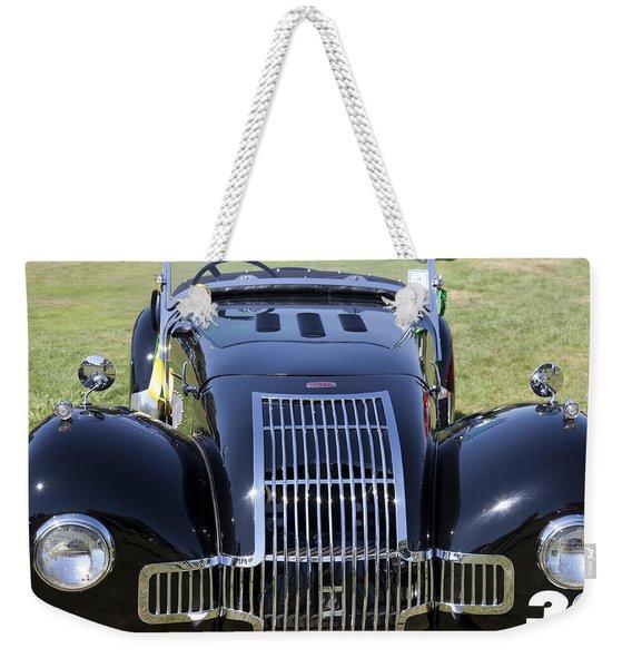 1947 Allard K1 Roadster Weekender Tote Bag
