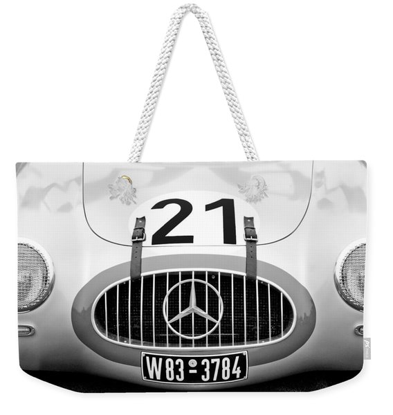 1952 Mercedes-benz W194 Coupe Weekender Tote Bag