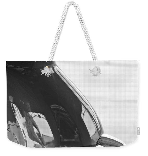 1954 Chevrolet Corvette Tail Light Weekender Tote Bag