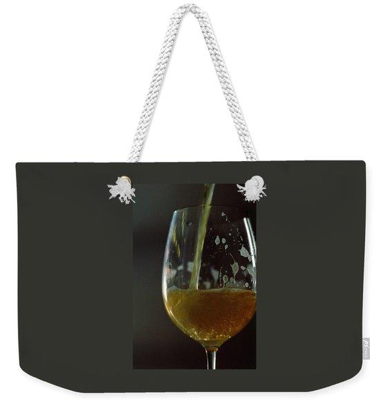A Glass Of Beer Weekender Tote Bag