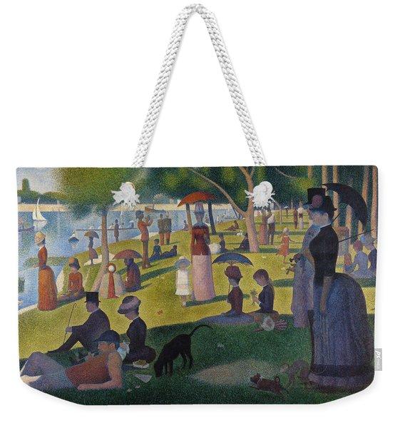A Sunday On La Grande Jatte Weekender Tote Bag