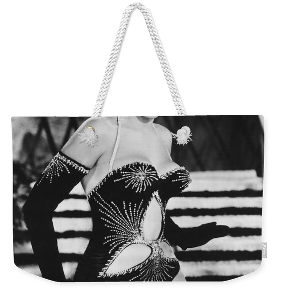 Actress Jane Russell Weekender Tote Bag