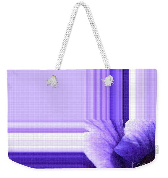 Anemone De Caen Named Blue Poppy Weekender Tote Bag