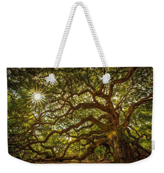 Angel Oak Weekender Tote Bag