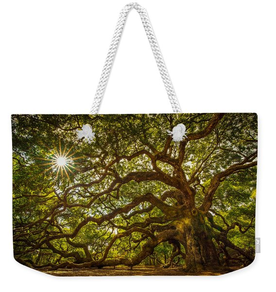 Angel Oak Weekender Tote Bag