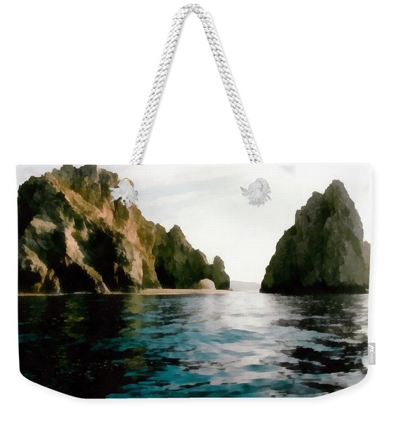 Archway At Cabo Weekender Tote Bag