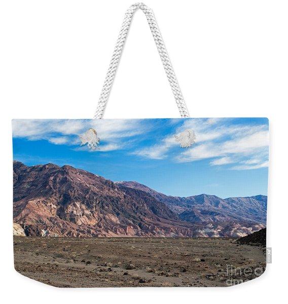 Artist Drive Death Valley National Park Weekender Tote Bag