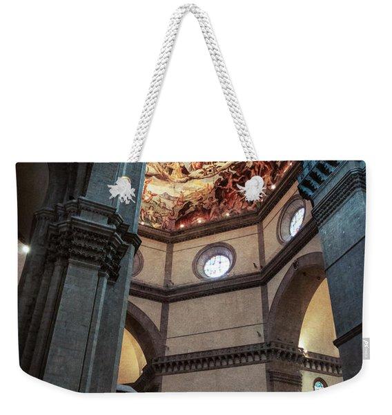 Basilica Di Santa Maria Del Fiore Weekender Tote Bag