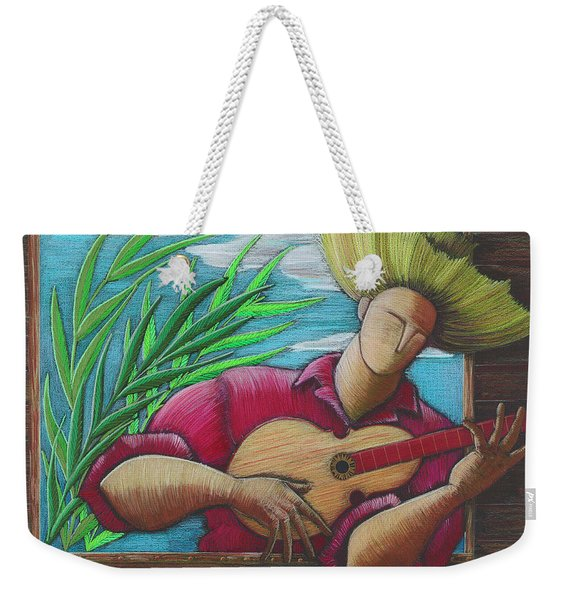 Cancion Para Mi Tierra Weekender Tote Bag