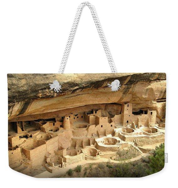 Cliff Dwellings Of Mesa Verde Weekender Tote Bag