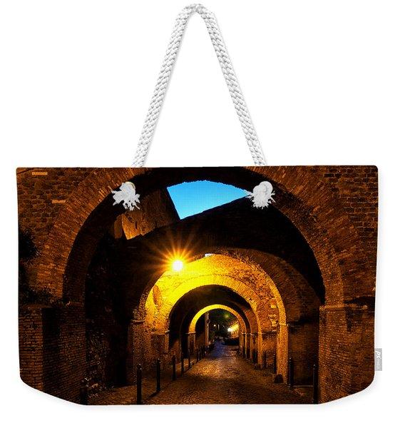 Clivo Di Scauro Weekender Tote Bag