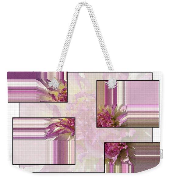 Dahlia Named Angela Dodi Weekender Tote Bag