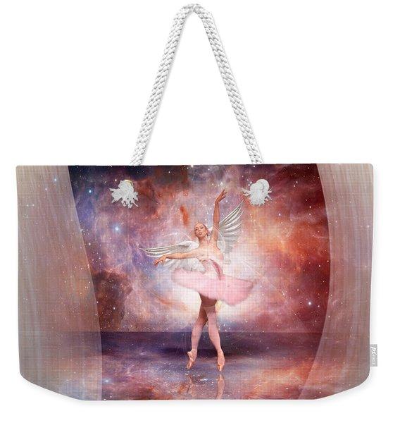 Dancing In The Spirit Weekender Tote Bag