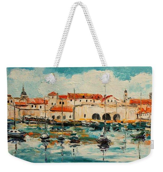 Dubrovnik - Croatia Weekender Tote Bag