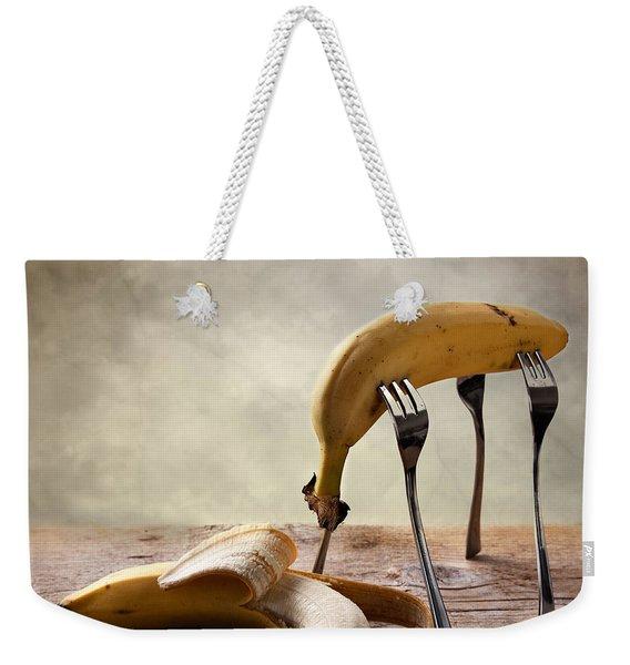 Encounter Weekender Tote Bag