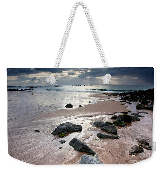 Evening At The Sea Weekender Tote Bag