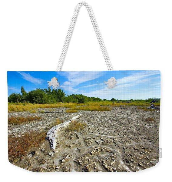 Everglades Coastal Prairies Weekender Tote Bag