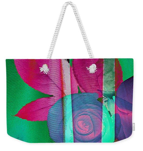 Exotic Weekender Tote Bag